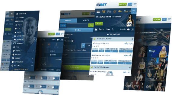 Ứng dụng 1xbet mobile 2